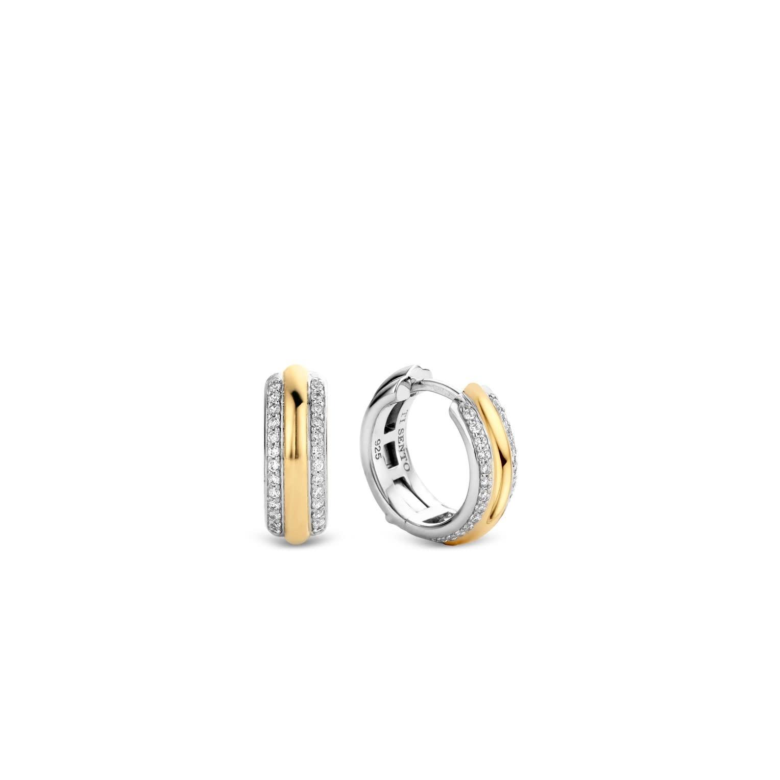 TI SENTO - Milano Earrings 7786ZY-1