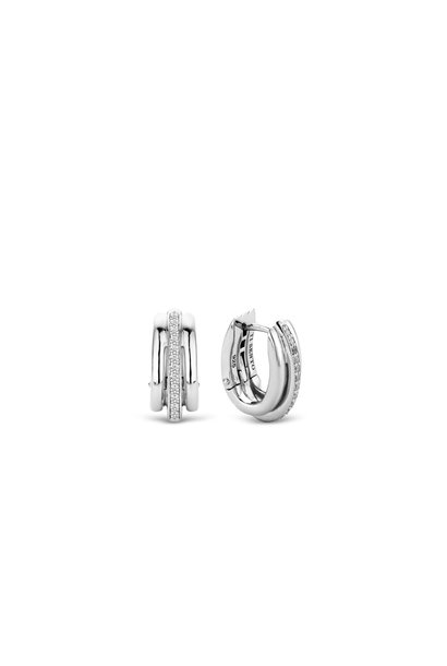 TI SENTO - Milano Earrings 7787ZI