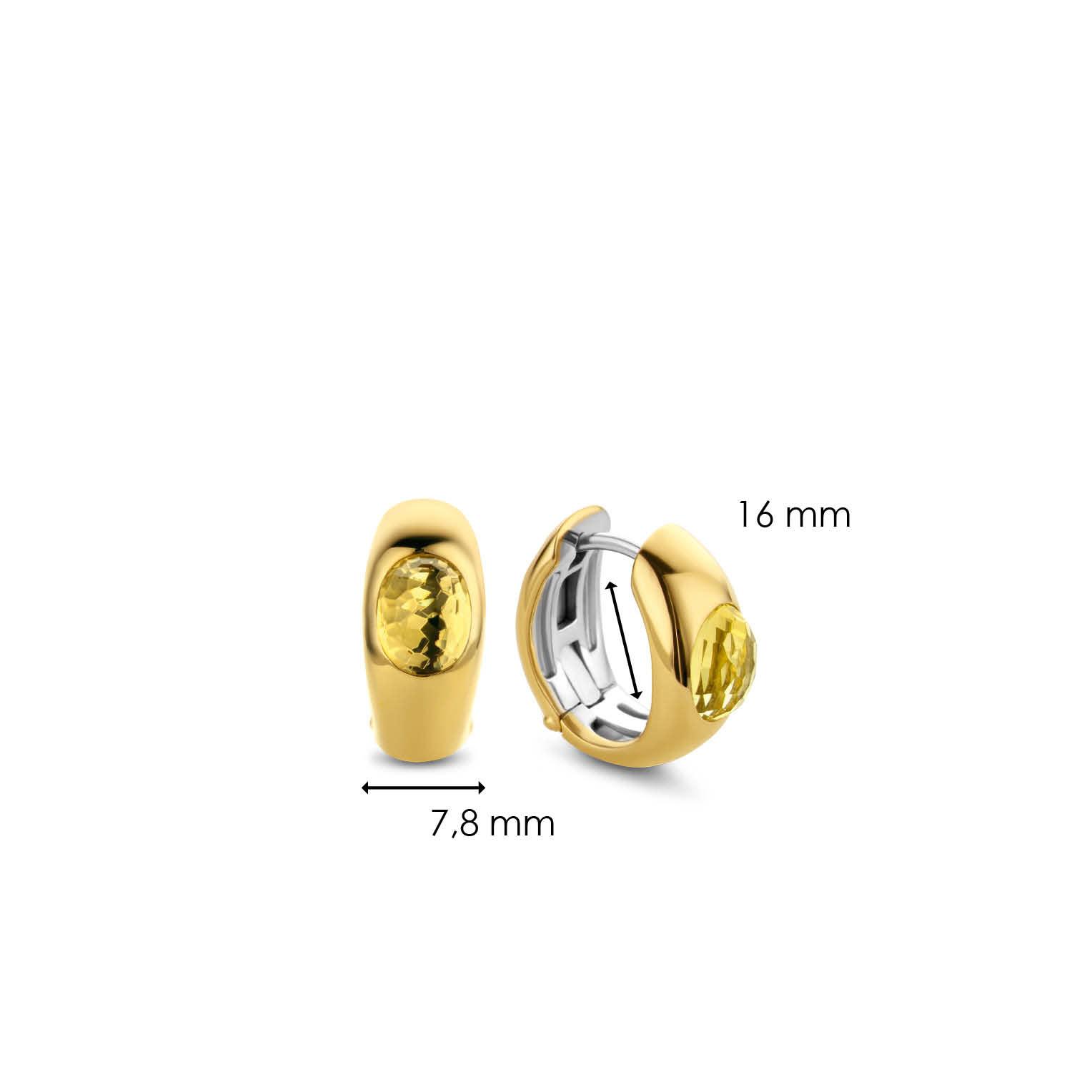 TI SENTO - Milano Earrings 7805TY-5
