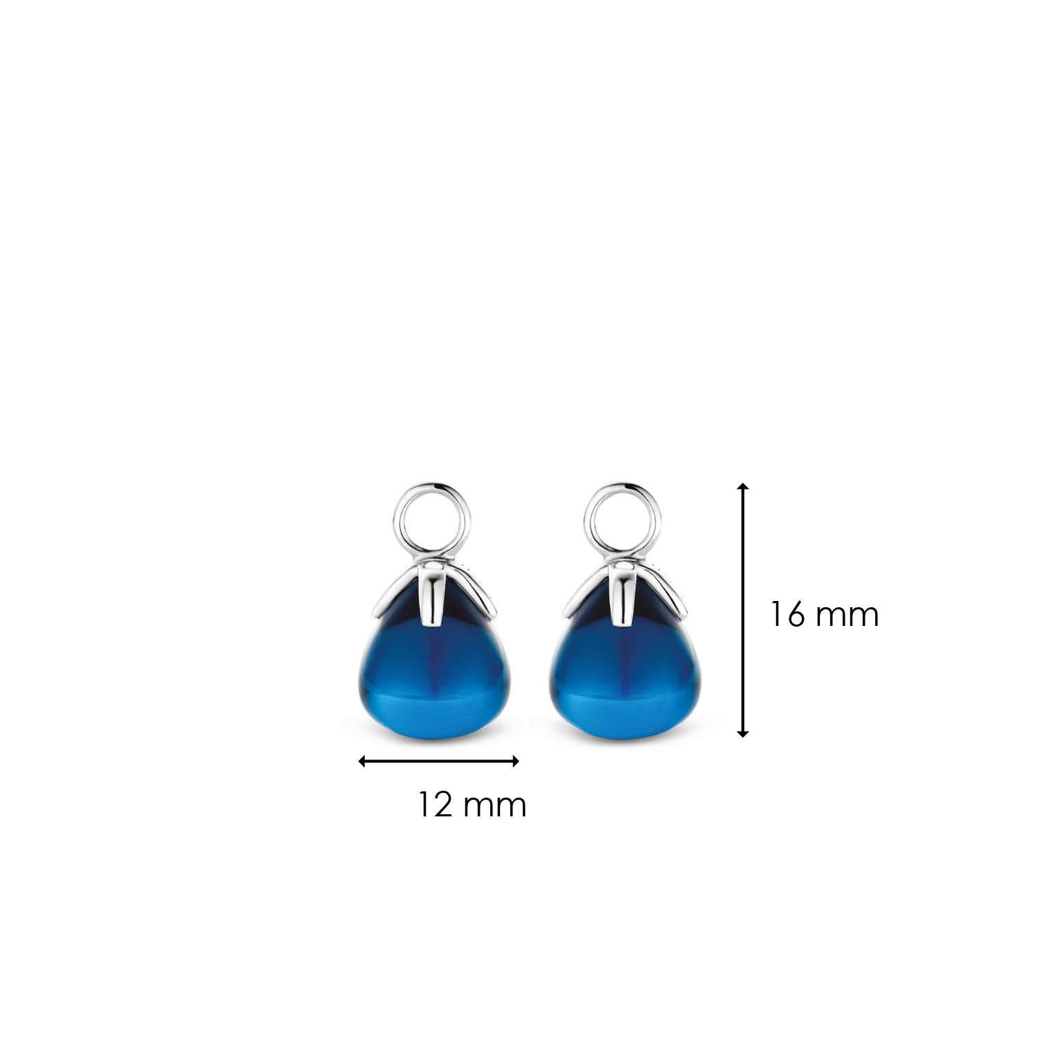 TI SENTO - Milano Ear Charms 9191DB-4