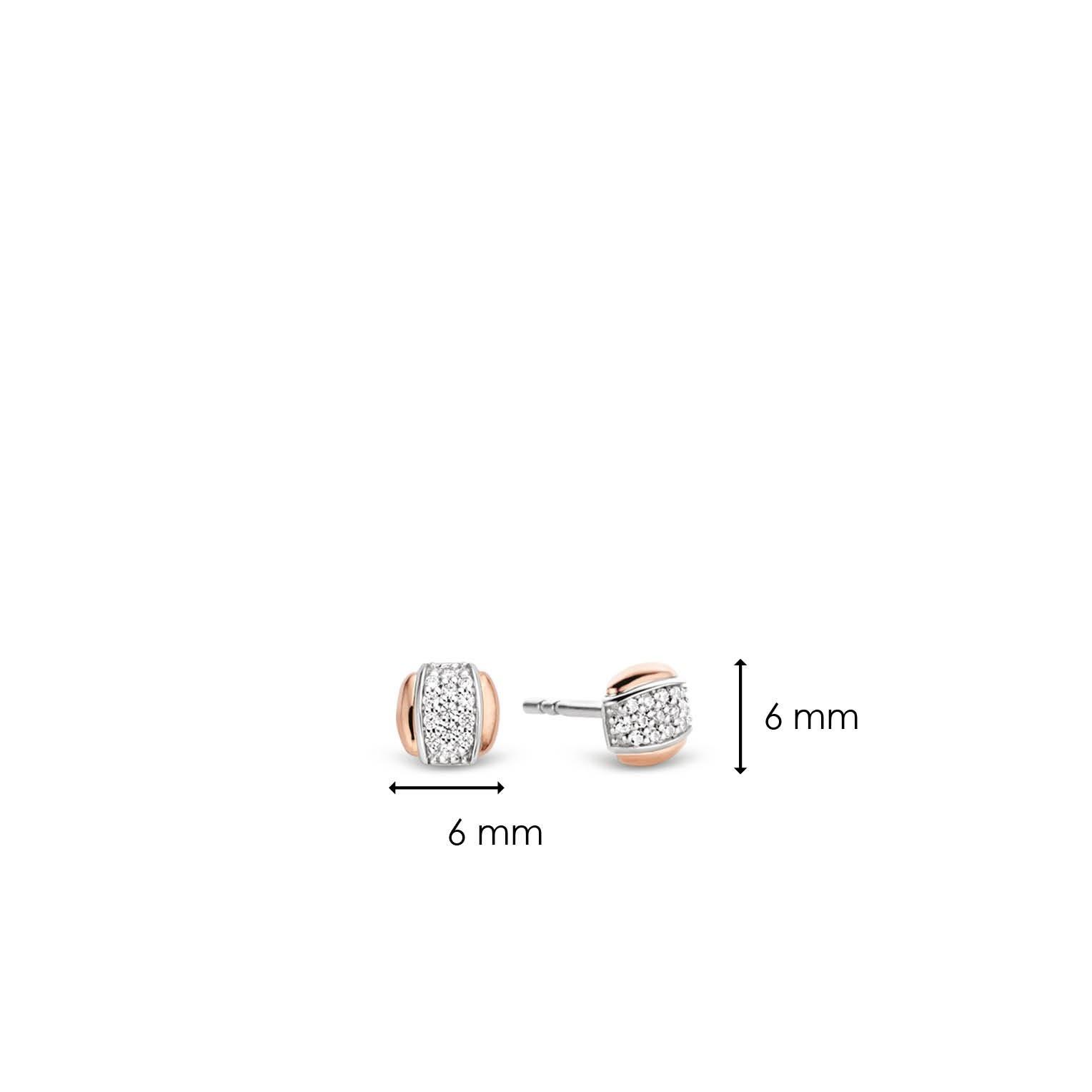 TI SENTO - Milano Earrings 7799ZR-5