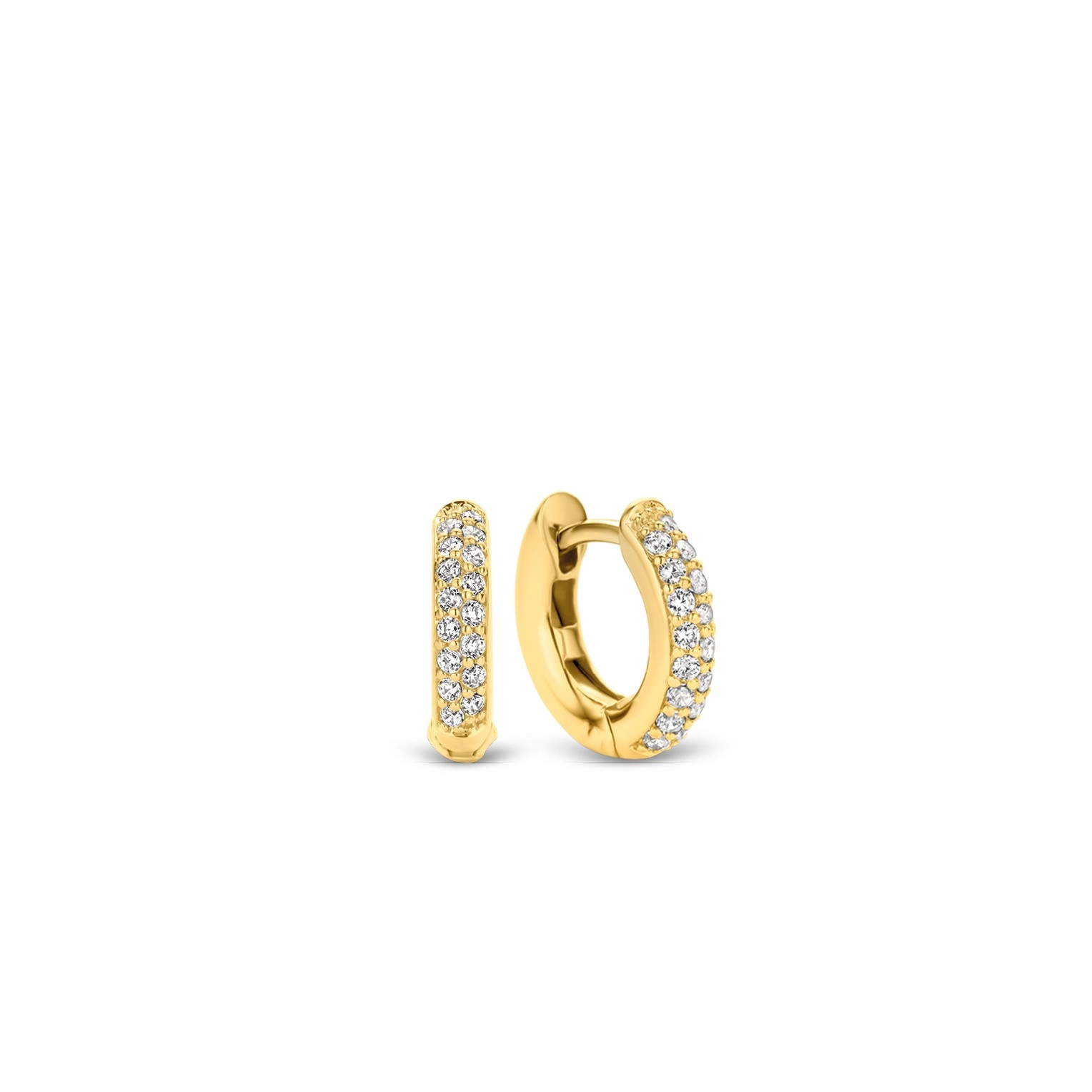 TI SENTO - Milano Earrings 7210ZY-1