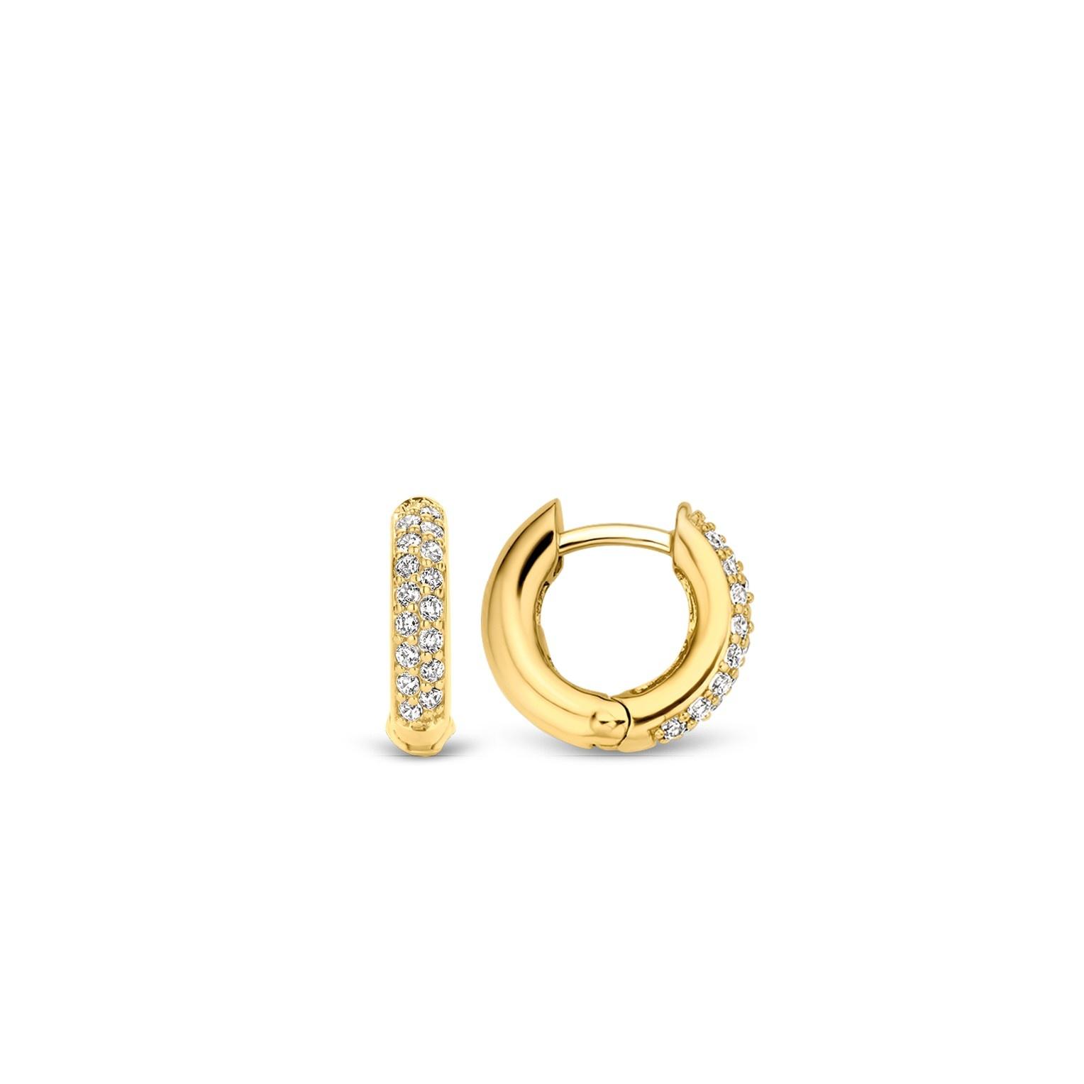 TI SENTO - Milano Earrings 7210ZY-3