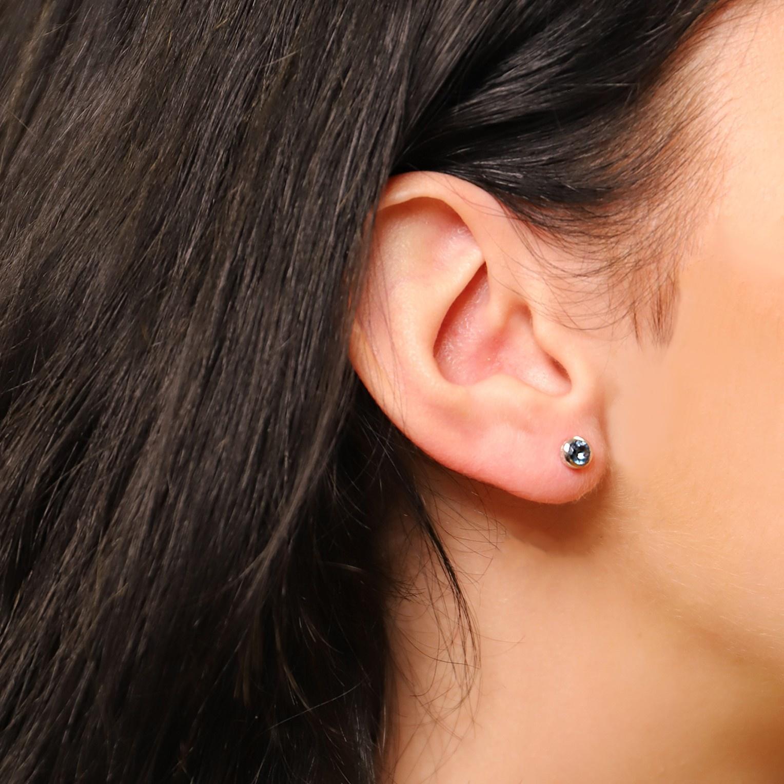 TI SENTO - Milano Earrings 7597DB-4