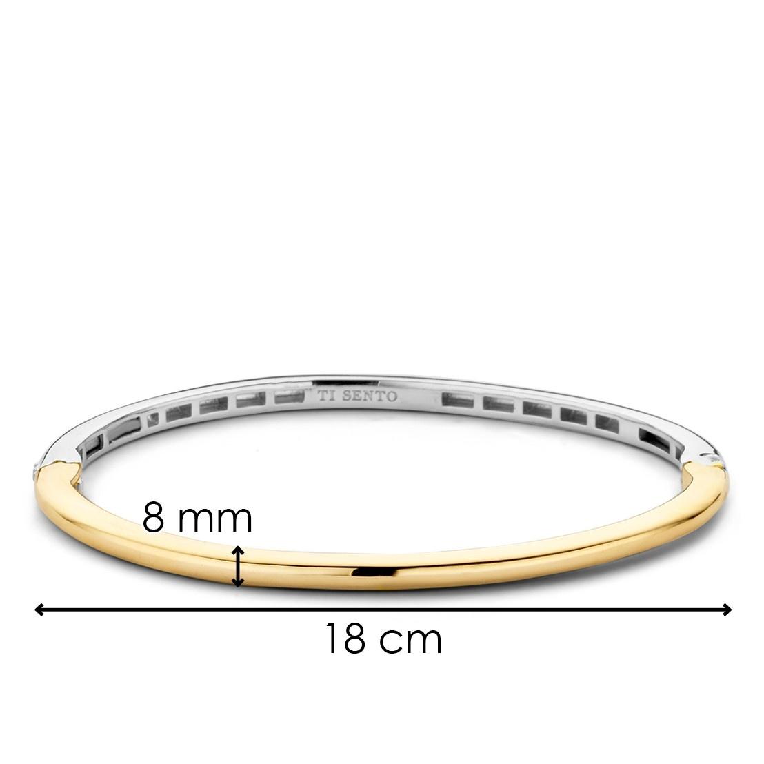 TI SENTO - Milano Bracelet 2889SY-4