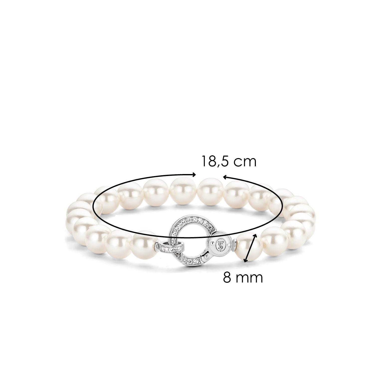 TI SENTO - Milano Armband 2865PW-4