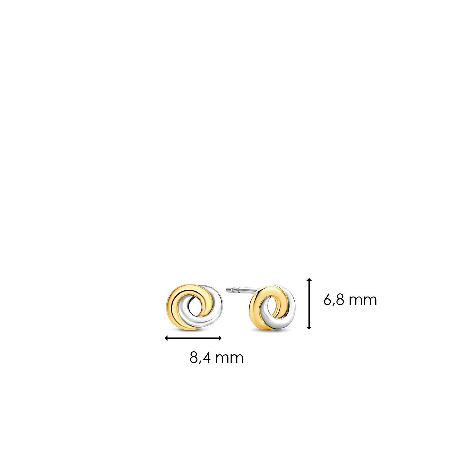 TI SENTO - Milano Earrings 7784SY-4