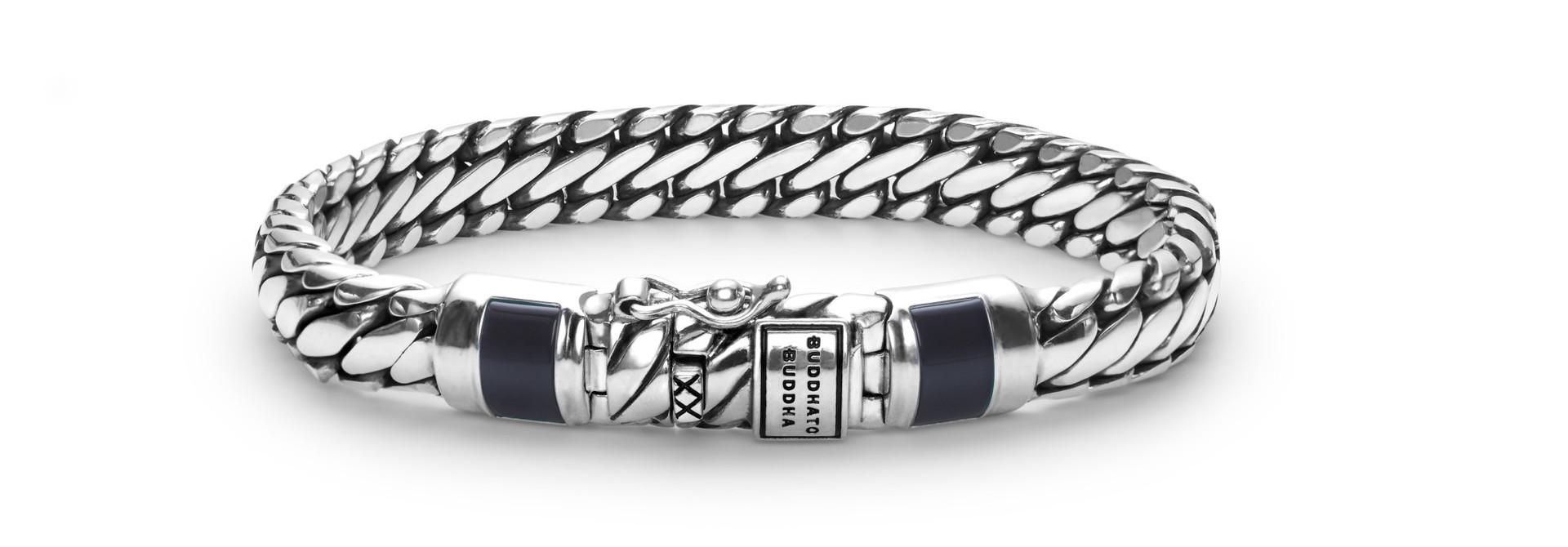 Ben XS Stone Bracelet Onyx