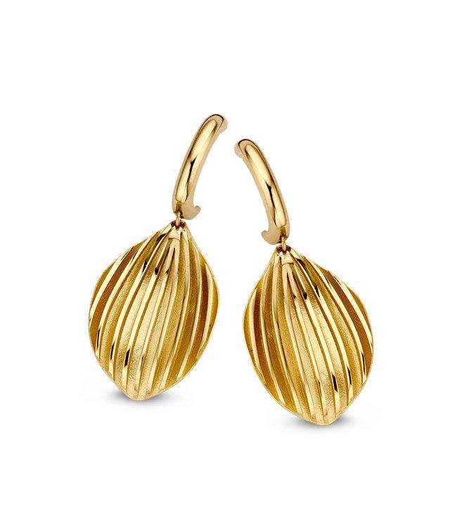 Excellent jewelry Excellent jewelry Oorsteker geelgoud