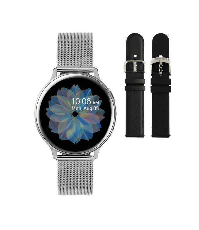 Samsung Samsung Galaxy Watch Active2 Special Edition - Zilverkleurig - Ø 40 mm