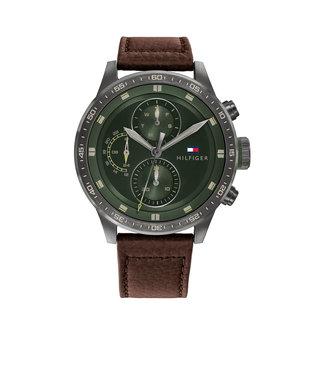 Tommy Hilfiger Tommy Hilfiger TH1791809 Horloge - Grijs 46mm