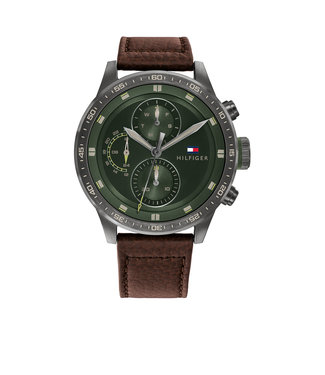 Tommy Hilfiger Tommy Hilfiger TH1791809 Watch - Brown 46mm