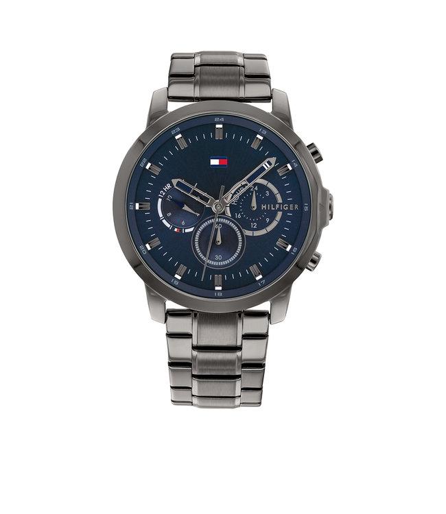 Tommy Hilfiger TH1791796 Horloge - Grijs 46mm