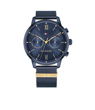 Tommy Hilfiger Tommy Hilfiger TH1782305 Horloge - Blauw 38mm