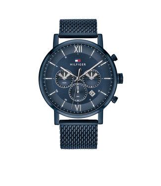 Tommy Hilfiger Tommy Hilfiger TH1710397 Horloge - Blauw 44mm