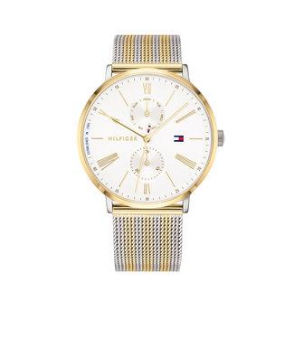Tommy Hilfiger Tommy Hilfiger TH1782074 Horloge - Goudkleurig 38mm