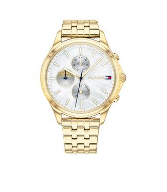 Tommy Hilfiger Tommy Hilfiger TH1782121 Horloge - Goudkleurig 39mm