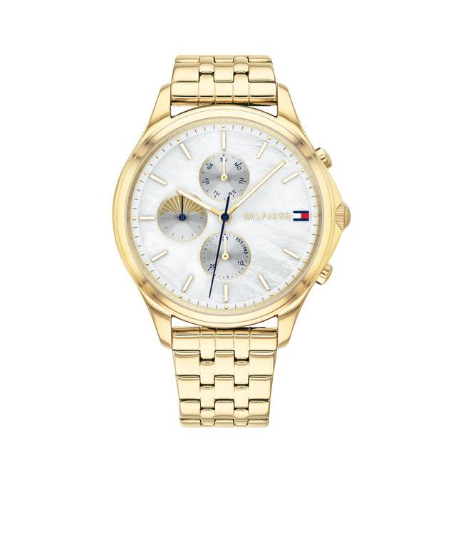 Tommy Hilfiger TH1782121 Horloge - Goudkleurig 39mm