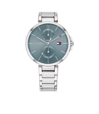 Tommy Hilfiger Tommy Hilfiger TH1782126 Horloge - Zilverkleurig 36mm