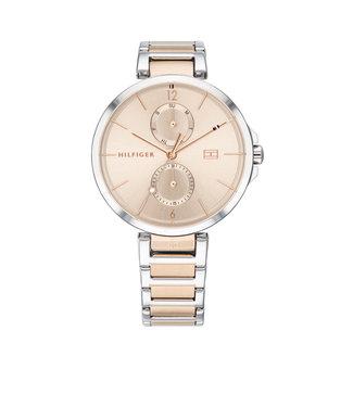 Tommy Hilfiger Tommy Hilfiger TH1782127 Horloge - Zilverkleurig 37mm