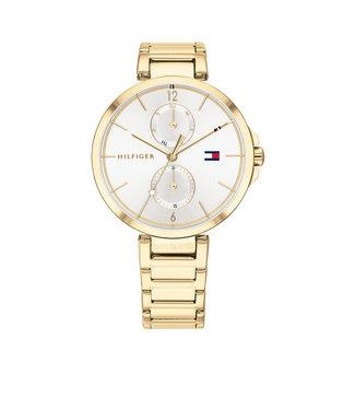 Tommy Hilfiger Tommy Hilfiger TH1782128 Horloge - Goudkleurig 36mm