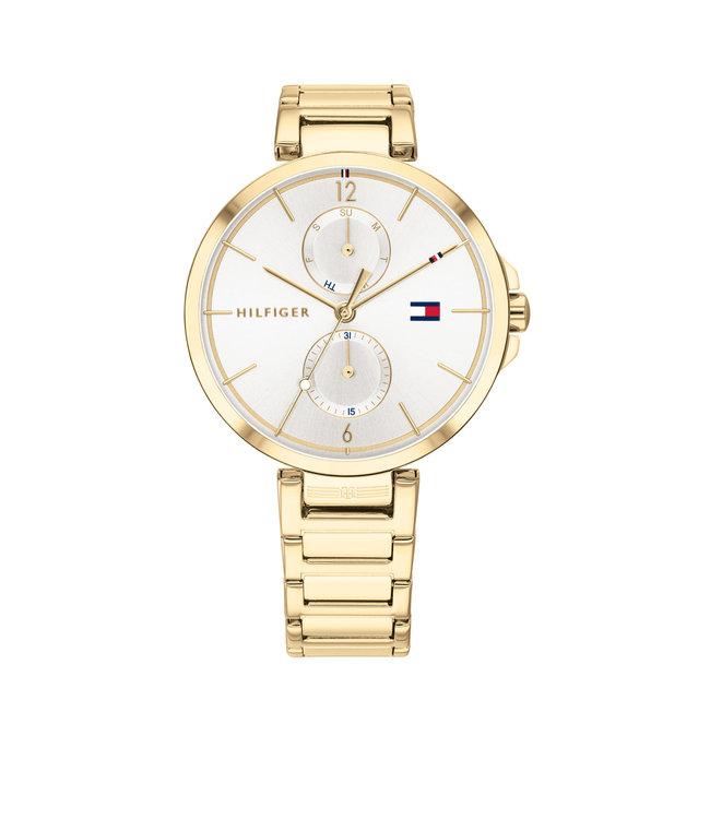 Tommy Hilfiger TH1782128 Horloge - Goudkleurig 36mm