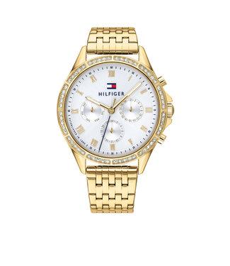 Tommy Hilfiger Tommy Hilfiger TH1782142 Horloge - Goudkleurig 40mm