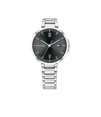 Tommy Hilfiger Tommy Hilfiger TH1782204 Horloge - Zilverkleurig 34mm