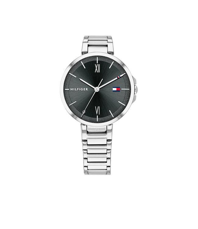 Tommy Hilfiger TH1782204 Horloge - Zilverkleurig 34mm