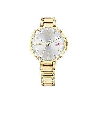 Tommy Hilfiger Tommy Hilfiger TH1782207 Horloge - Goudkleurig 34mm