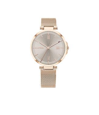 Tommy Hilfiger Tommy Hilfiger TH1782208 Horloge - Rosékleurig 34mm