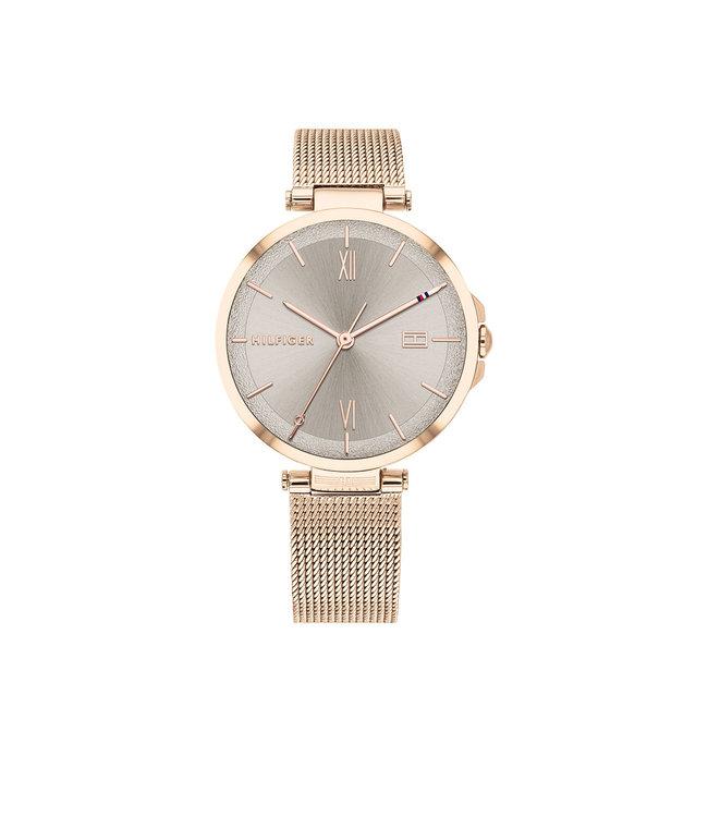 Tommy Hilfiger TH1782208 Horloge - Rosékleurig 34mm