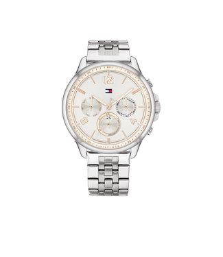 Tommy Hilfiger Tommy Hilfiger TH1782222 Horloge - Zilverkleurig 38mm