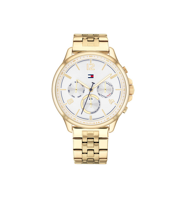 Tommy Hilfiger TH1782223 Horloge - Goudkleurig 38mm