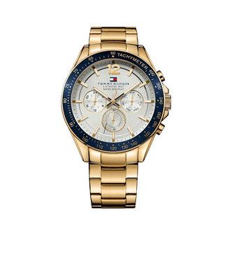 Tommy Hilfiger Tommy Hilfiger TH1791121 Horloge - Goudkleurig 46mm