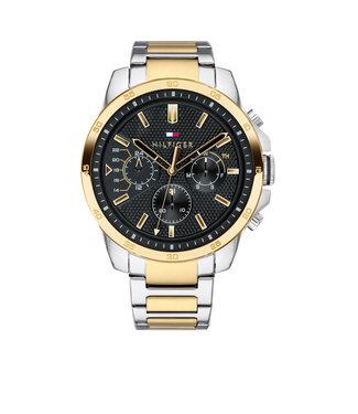 Tommy Hilfiger Tommy Hilfiger TH1791559 Horloge - Zilverkleurig 46mm