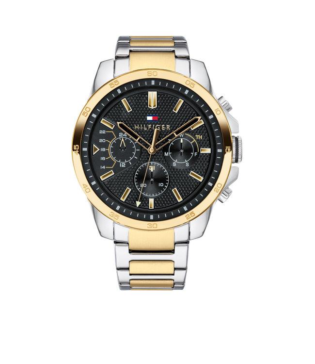 Tommy Hilfiger TH1791559 Horloge - Zilverkleurig 46mm