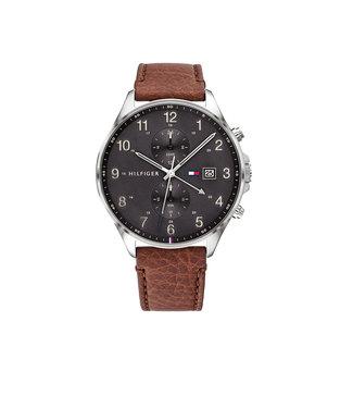 Tommy Hilfiger Tommy Hilfiger TH1791710 Horloge - Zilverkleurig 44mm