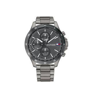 Tommy Hilfiger Tommy Hilfiger TH1791719 Horloge - Grijs 46mm