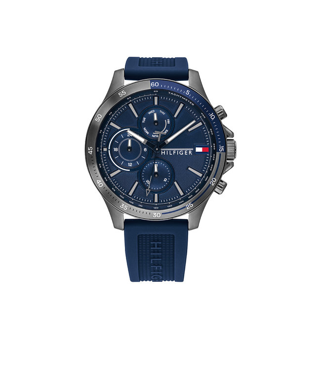 Tommy Hilfiger TH1791721 Horloge - Grijs 46mm