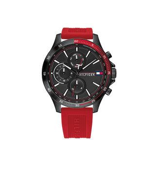 Tommy Hilfiger Tommy Hilfiger TH1791722 Watch - Red 46mm