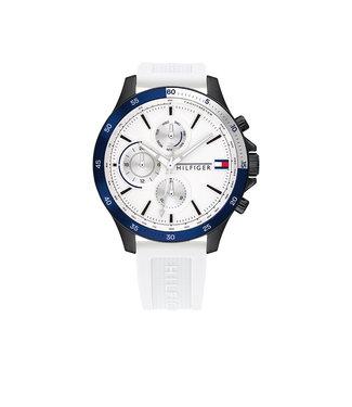 Tommy Hilfiger Tommy Hilfiger TH1791723 Horloge - Zwart 46mm