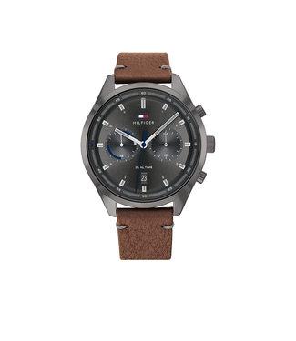Tommy Hilfiger Tommy Hilfiger TH1791730 Horloge - Grijs 44mm