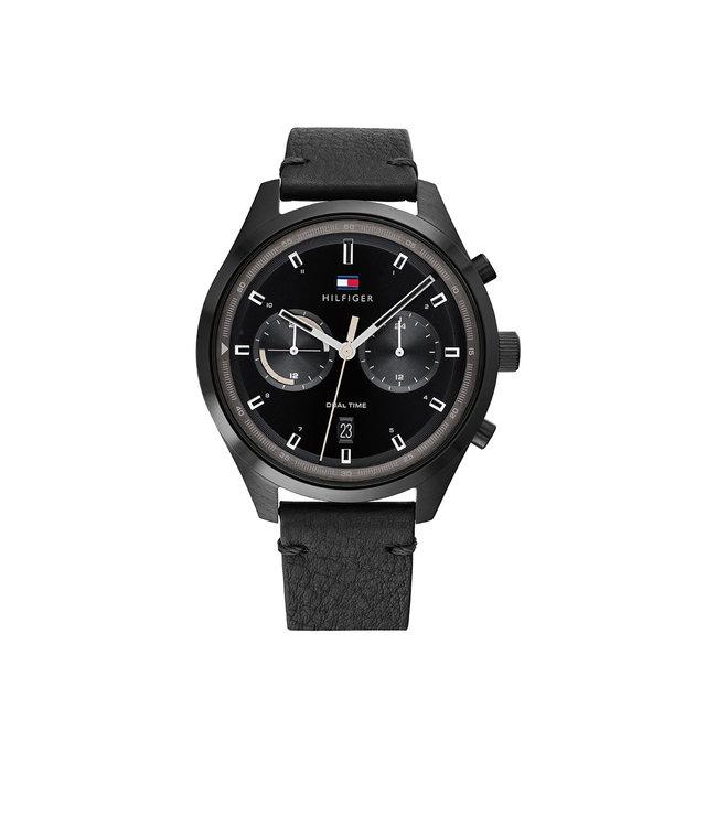 Tommy Hilfiger TH1791731 Horloge - Zwart 44mm