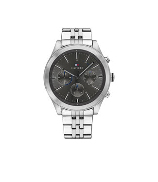 Tommy Hilfiger Tommy Hilfiger TH1791737 Watch - Silver 44mm