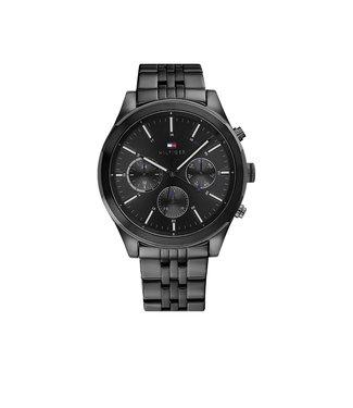 Tommy Hilfiger Tommy Hilfiger TH1791738 Horloge - Zwart 44mm