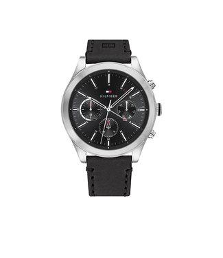 Tommy Hilfiger Tommy Hilfiger TH1791740 Horloge - Zilverkleurig 44mm
