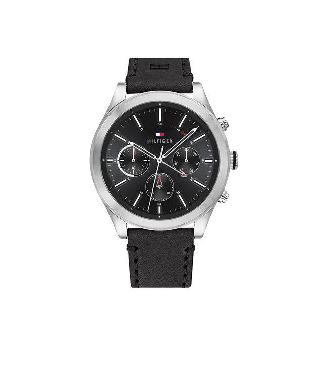 Tommy Hilfiger TH1791740 Horloge - Zilverkleurig 44mm