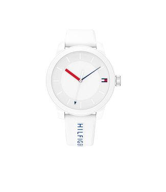 Tommy Hilfiger Tommy Hilfiger TH1791743 Horloge - Wit 44mm