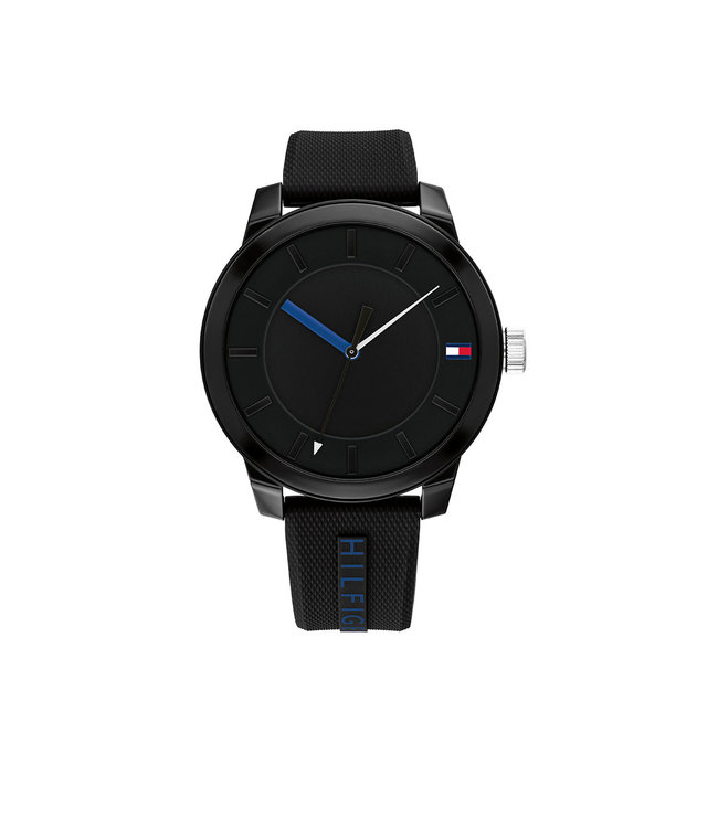 Tommy Hilfiger TH1791744 Horloge - Zwart 44mm